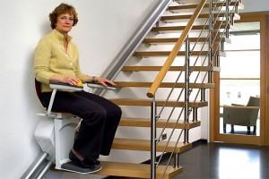 monte escalier options