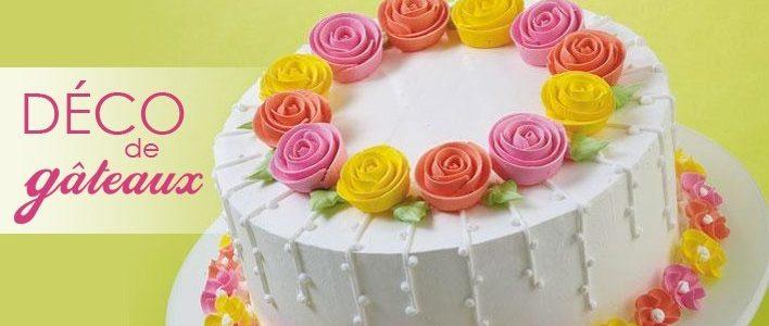 Comment décorer un gâteau ?