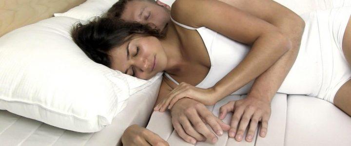 Trouver la meilleure position pour dormir à deux
