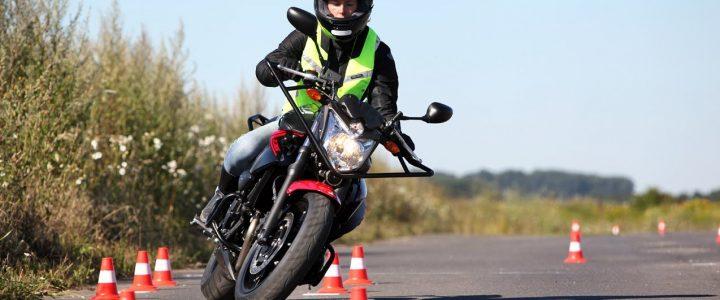 Réussir son permis moto