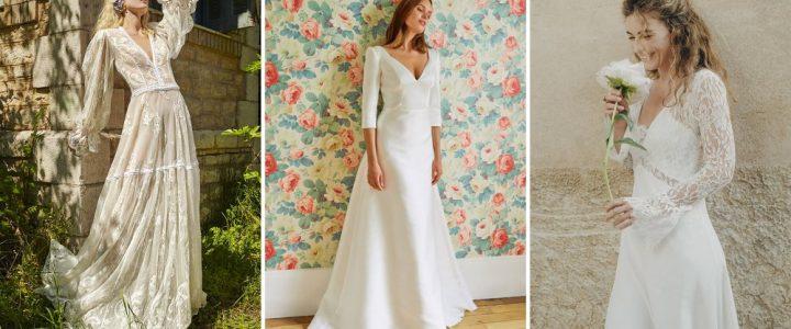 Les robes de mariées tendance de 2019